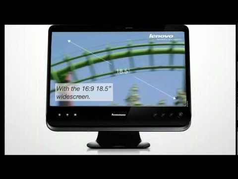 Lenovo IdeaCentre C200 All-In-One Desktop PC