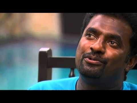 channel4 - After bowling at David Cameron, Sri Lanka's cricketing legend Muttyah Muralitharan tells Jon Snow that the PM was