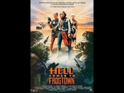 Hell Comes To Frogtown / Triple B Movie Review