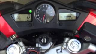 10. 2005 Honda VFR800 Interceptor, ABS, New Rubber, Tuned.