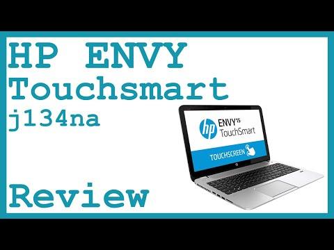 HP ENVY TouchSmart 15 Laptop Review j134na