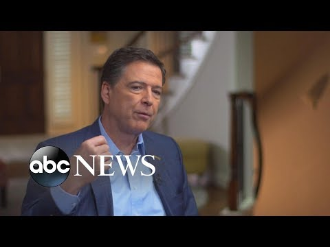 The moment Comey thinks Trump turned on him