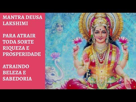 Mantra para atrair Sorte, beleza e Prosperidade  (Deusa Lakshimi)