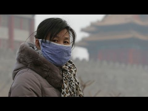 Domestic vs. foreign air pollution: 'Be glad you can breath easy'