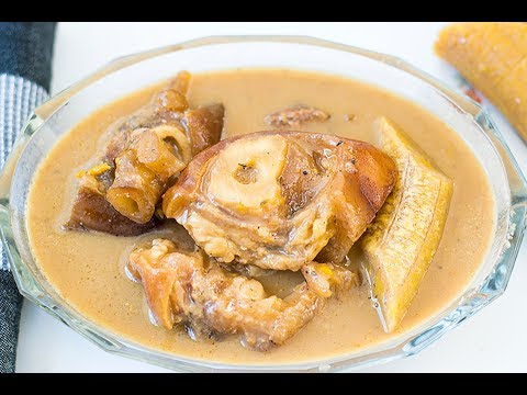 Cameroonian Pepper Soup Recipe [EPISODE 42] Ke's Cook Island