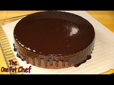 下次朋友生日不用再買生日巧克力蛋糕了。10分鐘用微波爐輕鬆完成!