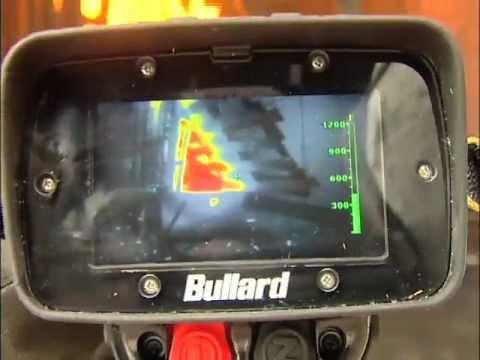Video Bullard - Cámaras de Imagen Termal