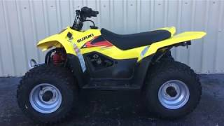 7. New 2018 Suzuki QuadSport Z50 Youth ATV For Sale Punta Gorda near Fort Myers and Cape Coral, FL!