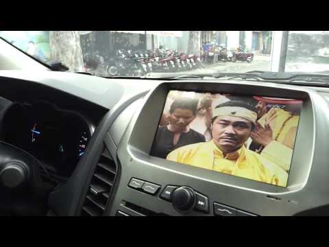 Màn Hình DVD Cho Xe Ford Ranger, Đầu DVD Cho Xe Ford Ranger