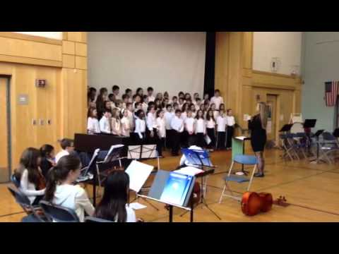 Bates Holiday Concert - song 1