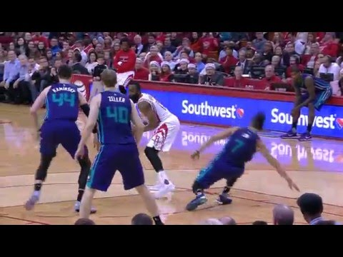 James Harden Breaks Jeremy Lin's Ankles