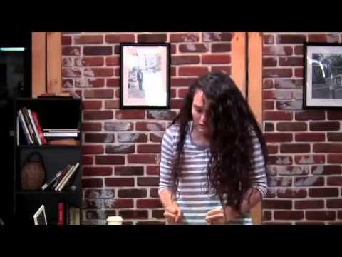 carrie prank-telekinetic n.y. coffee shop
