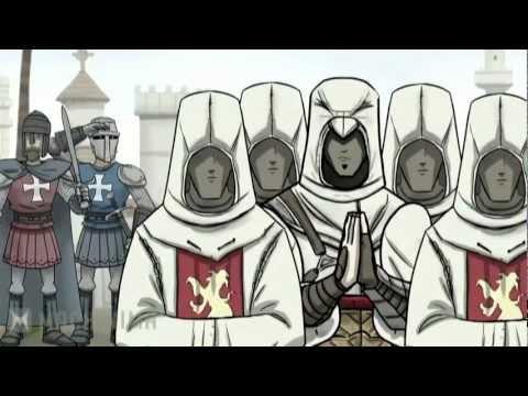 HISHE:Как Должен Был Закончиться Assassin's Creed (rus)