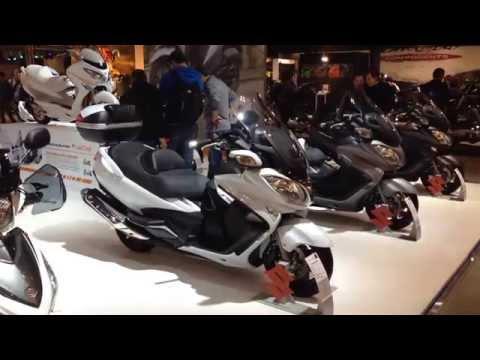 Vídeos de 'Vídeo EICMA 2014: Novedades Suzuki'