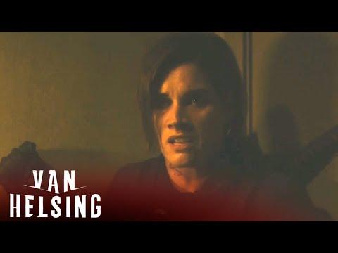 VAN HELSING   Season 2, Episode 7 Clip: Getting Juiced   SYFY