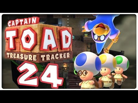 treasure - Let's Play Captain Toad: Treasure Tracker [Deutsch/Blind/100%/60 FPS] Part 24: Mumiensohn ▻ Meinen Kanal abonnieren: http://goo.gl/440Rdg ▻ Facebook Fanpage: http://goo.gl/7P3atL ▻ ALLE...