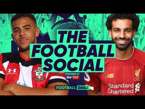 Video: LIVE: Southampton vs Liverpool | Liverpool Can Equal Club Record of 11 Premier League Wins