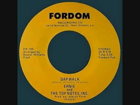 Dap Walk (Song) by Ernie and the Top Notes