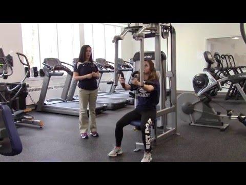 Fitness Center - Exercise Equipment