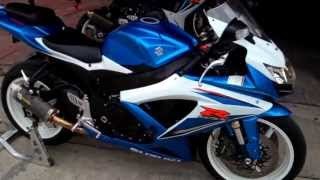3. SUZUKI GSXR 600 2009 GIBSONN MOTOS