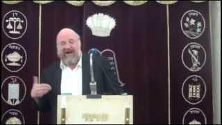 """הרב ברוך רוזנבלום – פרשת וארא (ה'תשע""""ה)"""