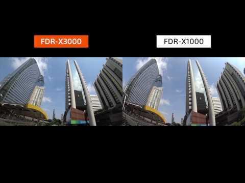 Kamera SONY Action Cam FDR-X3000R