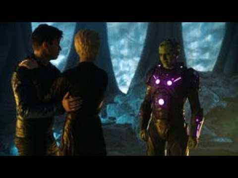 Krypton Season 2 Episode 7   S2 E7  Brainiac Removed from Seg's Mind