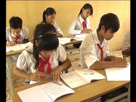 Giới thiệu về trường THCS Quế Sơn - Sơn Động - Bắc Giang