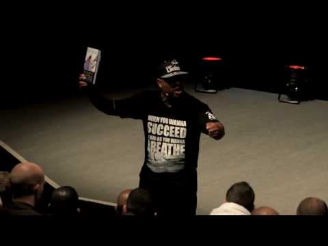 TGIM Batman in London (@ericthomasbtc @beyondhiphop)