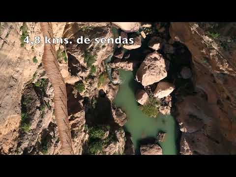 El Caminito del Rey Path. Incredible, Dizzy, Unique