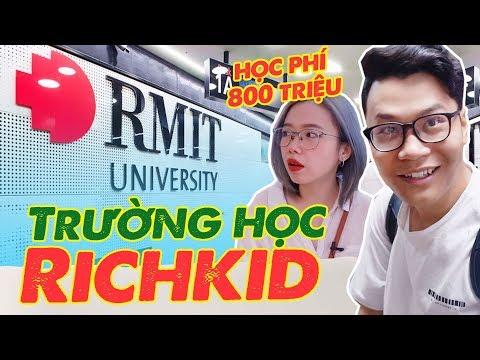 Vlog Mi Sơn : Trường học cho Richkid học phí 800 triệu có gì ? - Thời lượng: 10:17.