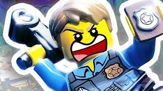 LEGO GRAND THEFT AUTO?!