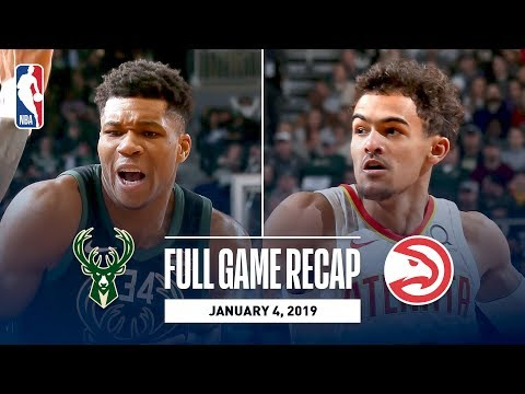 Video: Full Game Recap: Hawks vs Bucks | Balanced Attack Leads MIL