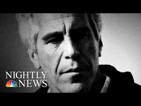 'He Is A Coward': Jeffrey Epstein's Accusers Speak Out In Court | NBC Nightly News