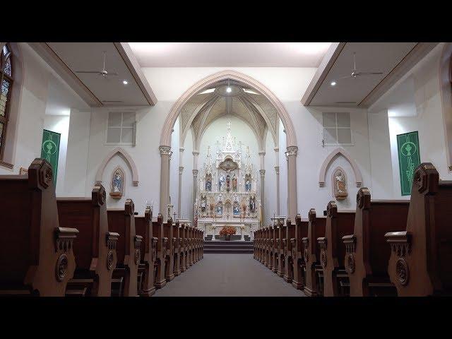 St   Louis  Catholic  Church, Batesville,  Indiana