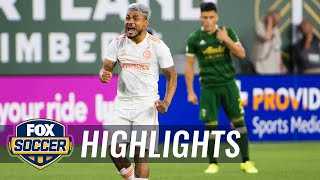 90 in 90: Portland Timbers vs. Atlanta United | 2019 MLS Highlights by FOX Soccer