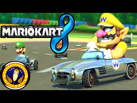 Mercedes - Welcome to Mario Kart 8, the brand new game for the Nintendo Wii U! This is the first Mario Kart game in beautiful HD, & they've also added some awesome features, including the new ATV, 9 new...