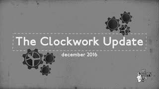 Trailer aggiornamento A Clockwork Update