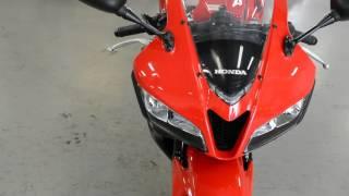 6. 2011 HONDA CBR 600 RR @ iMotorsports A1223