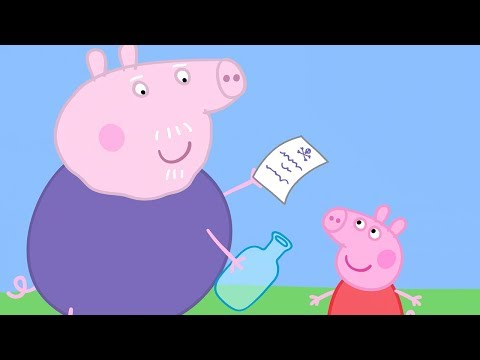 Peppa Wutz  Oma und Opa!  Peppa Pig Deutsch Neue Folgen  Cartoons für Kinder