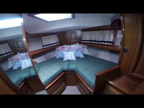 Viking 44 DOUBLE CABIN MOTOR YACHTvideo