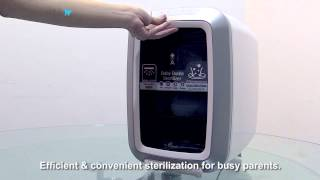 How to use HANIL UV Sterlizer