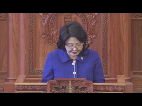 Б.Ундармаа: Хууль санаачлагч үндэсний сурын харваачдыг дэмжих, цолны төрлийг нэмэгдүүлэх зорилготой төсөл боловсруулжээ
