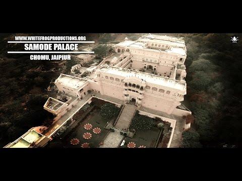 Samode Palace, Jaipur (Samode)