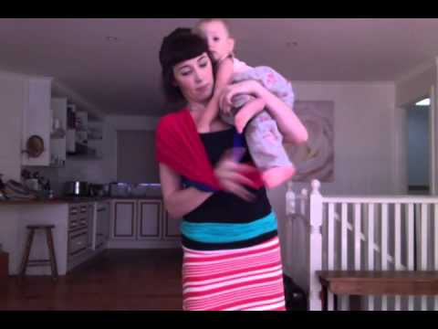 how to make your own baby carrier – keep calm and carry them!
