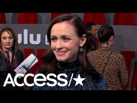 Alexis Bledel On 'Handmaid's Tale's' Season 2 'Gut Punch' & A Possible 'Sisterhood' Sequel | Access