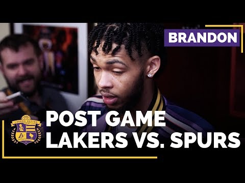 Brandon Ingram Preaches Lakers Defense As Key To 3-Game Win Streak