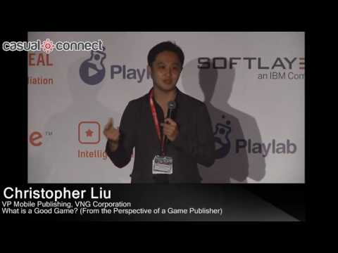 What is a Good Game? (From the Perspective of a Game Publisher) | Christopher Liu
