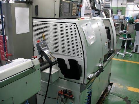 CNC Automatic Lathe DMG GILDEMEISTER GD 20 2003
