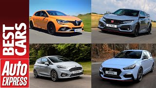 The five best hot hatches on sale today! by Auto Express